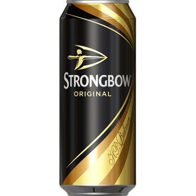 STRONGBOW 44CL*24 LATA